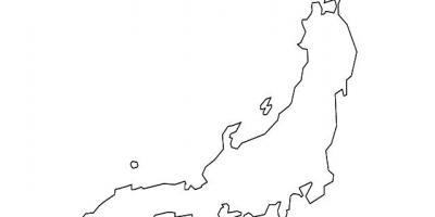 Prefektura Mapu Japonska Prefektura Japonsko Mapa Vychodni Asie